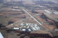 Atkinson Municipal Airport (PTS) - Pittsburg, Kansas - by jtpilot (John Tewell)