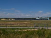 Laurens County Airport (LUX) - emptied Cargo apron - by Florian Seibert