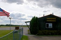 Silver Bay Municipal Airport (BFW) - Terminal - by Glenn E. Chatfield
