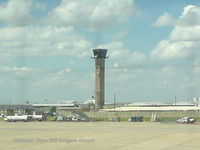 Will Rogers World Airport (OKC) - Tower  - by phredshome