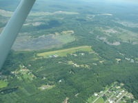 Tidmore Airport (7PN0) - Tidmore (private grass strip) near Minersville, PA - by tconrad