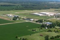 Abrams Municipal Airport (4D0) - Looking NE during climbout - by Bob Simmermon