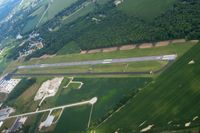Seneca County Airport (16G) - Looking east - by Bob Simmermon