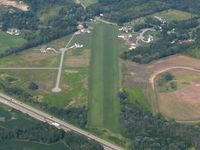 Williams Field Airport (5MI7) - Looking NE - by Bob Simmermon