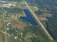 Toledo Suburban Airport (DUH) - Looking SE - by Bob Simmermon