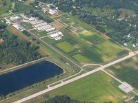 Toledo Suburban Airport (DUH) - Looking NE - by Bob Simmermon
