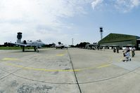 Büchel Airforce Base Airport, Büchel / Cochem Germany (ETSB) - overview of the static for the anual photo day - by Joop de Groot