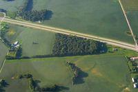 Arrowhead Farm Airport (IN11) - Looking north - by Bob Simmermon