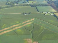 Turtle Airport (WI02) - Looking north - they must fly high-wings. - by Bob Simmermon
