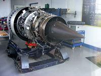 Gloucestershire Airport, Staverton, England United Kingdom (EGBJ) - Jet Engine - by Chris Hall