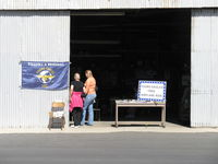 Santa Paula Airport (SZP) - Young Eagles Hangar-1st Sundays-Kids 8-17 Free Airplane Rides. Prior appointments needed. - by Doug Robertson