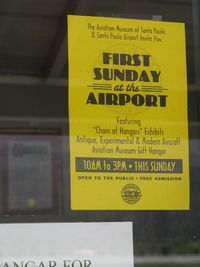 Santa Paula Airport (SZP) - First Sunday At The Airport-Aviation Museum of Santa Paula Chain of Hangars - by Doug Robertson
