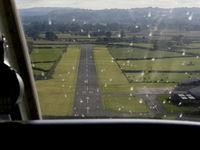 Welshpool Airport, Welshpool, Wales United Kingdom (EGCW) photo