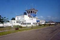 Vilankulo Airport, Vilankulo Mozambique (FQVL) - Vilancoulos Terminal , Mozambique - by Terry Fletcher