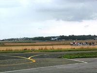 Pontoise Cormeilles-en-Vexin Airport - Mirage 2000 taking off at Pontoise Air Show - by Erdinç Toklu