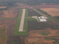 Hillsdale Municipal Airport (JYM) - Looking west - by Bob Simmermon