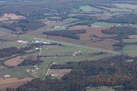 Alexander Salamon Airport (AMT) - Looking SE - by Bob Simmermon