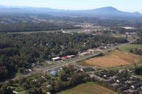 Gatlinburg-pigeon Forge Airport (GKT) - Looking SW - by Bob Simmermon