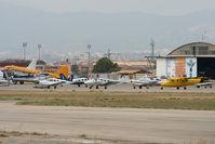 Son Bonet Aerodrome - A few visitors at Son Bonet. - by MikeP