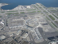 San Francisco International Airport (SFO) - San Francisco Airport - by chinthaka303