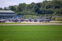 Florennes Air Base - Florennes Belgie - by Jan Lefers