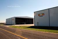 Denton Municipal Airport (DTO) - hanger of USFA - by Dawei Sun