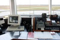 Denton Municipal Airport (DTO) - tower - by Dawei Sun