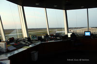 Denton Municipal Airport (DTO) - denton tower - by Dawei Sun