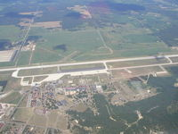Volk Field Airport (VOK) - Volk Field in Camp Douglas, WI. - by Mitch Sando