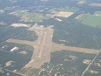 Adams County Legion Field Airport (63C) - Adams County Airport (Legion Field) in Friendship, WI. - by Mitch Sando