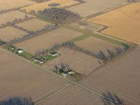 Belknap-icarus Acres Airport (1IN0) - Looking NW - by Bob Simmermon