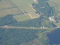 NONE Airport - Bennett Landing Strip in rural Wood County, WI. - by Mitch Sando