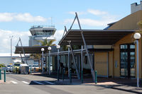Napier Airport, Napier New Zealand (NZNR) - Napier Hastings/Hawkes Bay - by Micha Lueck
