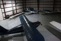 Denton Municipal Airport (DTO) - USAG hanger - by Dawei Sun