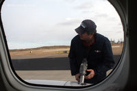 Hutchinson County Airport (BGD) - refueling - by Dawei Sun