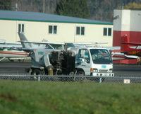 Auburn Municipal Airport (S50) - FOD prevention truck - by Wolf Kotenberg