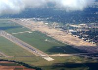 Barksdale Afb Airport (BAD) - Barksdale Air Force Base, Louisiana. Home of the B-52, one of them anyway. Minot being the other. - by paulp