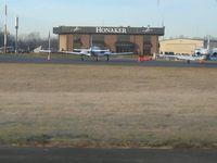 Clark Regional Airport (JVY) - Honaker's facility - by Bob Simmermon
