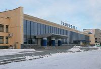 Crete Municipal Airport (CEK) - New terminal Balandino. - by Sergey Riabsev