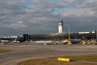 Vienna International Airport, Vienna Austria (VIE) - Airport overview - by Dietmar Schreiber - VAP