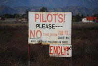 Rialto Municipal /miro Fld/ Airport (L67) - Pilot Guidance - by Marty Kusch