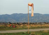 Rialto Municipal /miro Fld/ Airport (L67) - Windsock - by Marty Kusch