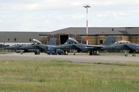 RAF Lakenheath Airport, Lakenheath, England United Kingdom (EGUL) - RAF Lakenheath, Suffolk, UK, home of 48FW, USAF. - by Malcolm Clarke