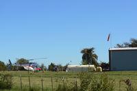 Air Evac 53 Heliport (2XA8) - Air Evac 53 Heliport, Fairfield, TX - by Zane Adams