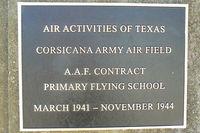 C David Campbell Field-corsicana Municipal Airport (CRS) - Corsicana, TX - by Zane Adams