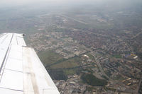 Sofia International Airport (Vrazhdebna) - Leaving Sofia on a rainy day - by Tomas Milosch