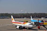 Tegel International Airport (closing in 2011), Berlin Germany (EDDT) - Bustle at the southern gates of TXL - by Holger Zengler
