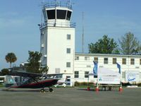 Cecil Airport (VQQ) - Cecil Control tower - by Jim Kelly