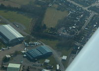 London Biggin Hill Airport, London, England United Kingdom (EGKB) - OVERHEAD BIGGIN HILL EN-ROUTE TO OLD BUCKENHAM - by BIKE PILOT
