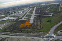 Rialto Municipal /miro Fld/ Airport (L67) - Flying the pattern - by BobS